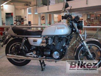 1979 Yamaha XS1100 XS1100SF Parts - BikeBandit.com