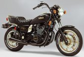 1980 Yamaha XS 1100 photo