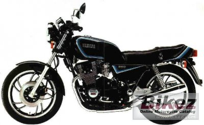 1980 Yamaha XJ 650 photo