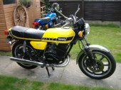 1980 Yamaha RD 250 photo