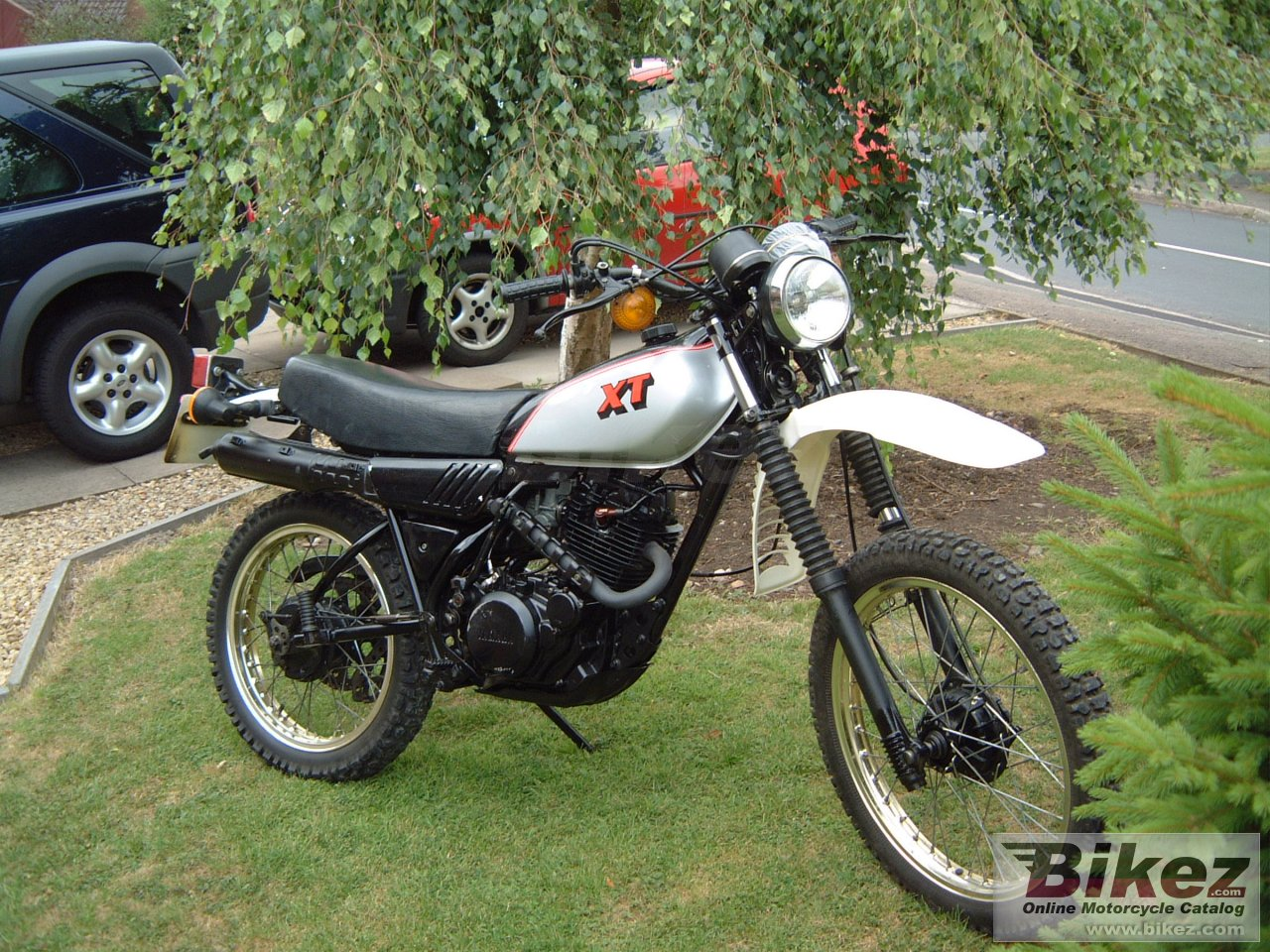 Wiring Diagram For 1984 Yamaha Get Free Image About Xt 600 Xt250