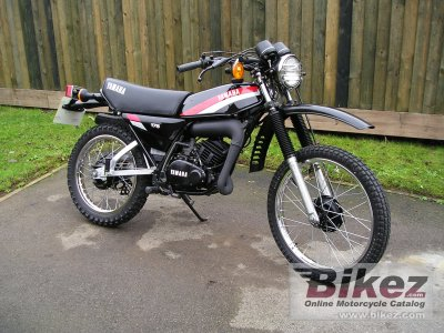 1980 Yamaha DT 175 MX photo