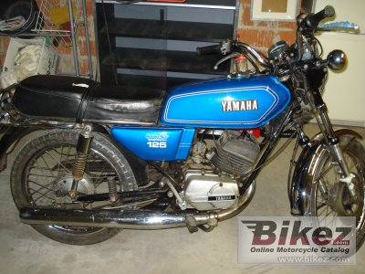 1980 Yamaha RS 125 photo