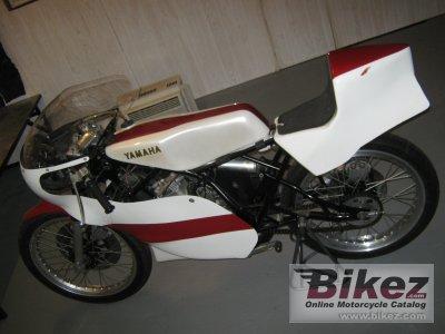 1980 Yamaha TZ 125 G