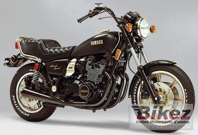1980 Yamaha Xs 1100