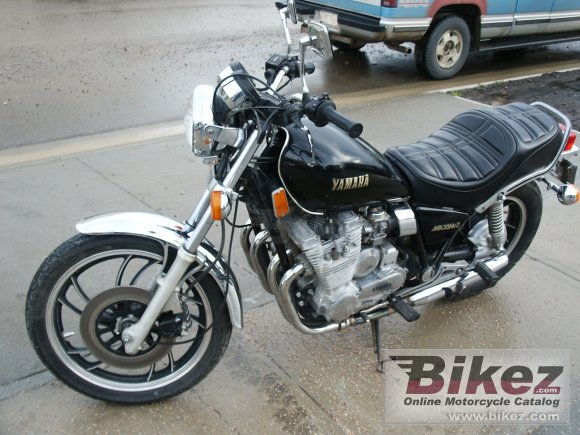 1981 Yamaha XJ 650 photo