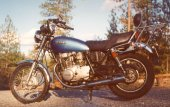 1981 Yamaha XS 400 photo