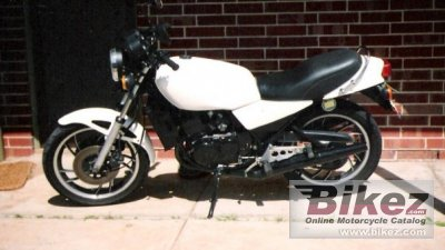 1981 Yamaha RD 250 photo
