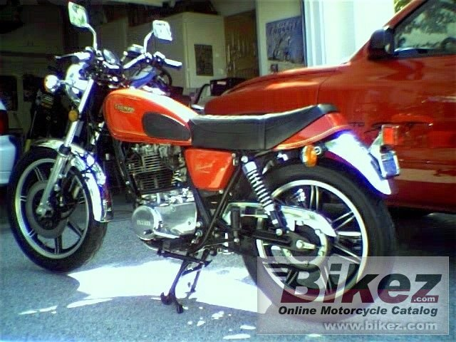 Bob Gaouette sr 500 g (cast wheels)