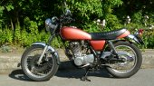 1981 Yamaha SR 500 S (spoked wheels)