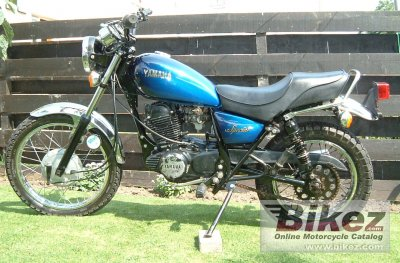1981 Yamaha SR 250 Special (reduced effect) photo