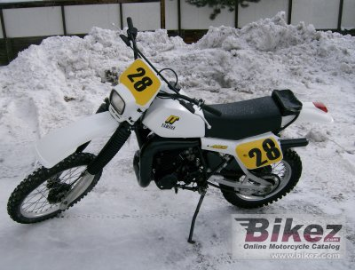 1981 Yamaha IT465 photo