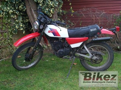 1981 yamaha dt 175 mx specifications and pictures for 1981 yamaha sr185 specs