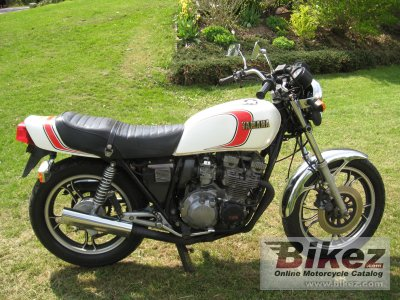 1981 yamaha xj 550 h specifications and pictures for Yamaha clp 550 specifications
