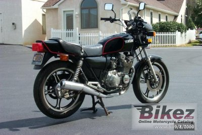 1981 yamaha xj 550 specifications and pictures for Yamaha clp 550 specifications