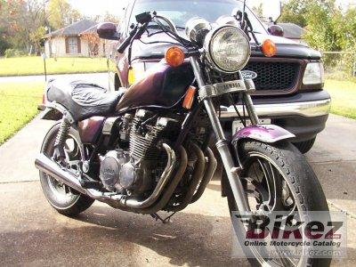 1981 Yamaha XJ 650