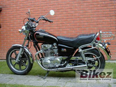 1981 Yamaha XS 650 specifications and pictures