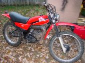 1982 Yamaha DT 175 MX photo