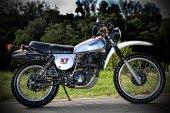 1982 Yamaha XT 500 photo