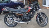1982 Yamaha RD 350 LC photo
