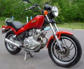 1982 Yamaha XS 400 DOHC (reduced effect) photo