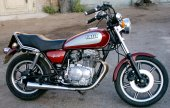 1982 Yamaha XS 400 SE photo