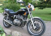 1982 Yamaha XJ 550 photo