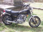 1982 Yamaha XS 650 photo