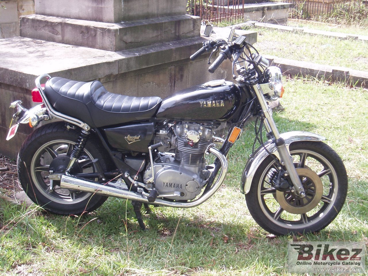 Big nymous user. xs 650 picture and wallpaper from Bikez.com