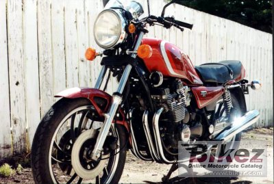 1982 Yamaha XJ 650 photo