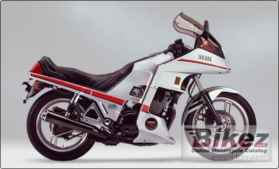 1982 Yamaha XJ 650 Turbo photo