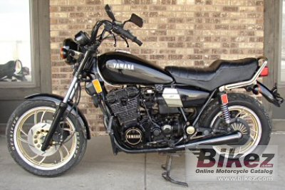 1982 Yamaha XS 850 photo