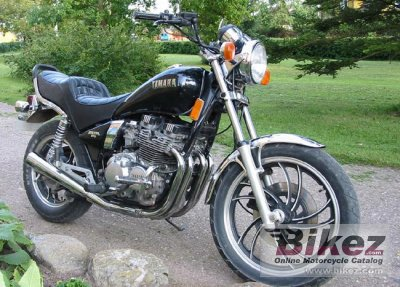 1982 yamaha xj 550 specifications and pictures for Yamaha clp 550 specifications