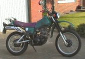 1983 Yamaha XT 550 photo