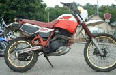 1983 Yamaha XT 600 T�n�r� photo
