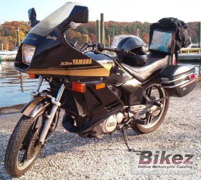 1983 Yamaha XZ 550 S photo