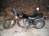 1983 Yamaha XS 650 photo