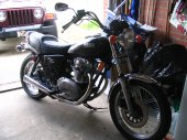 1983 Yamaha XS 650 SE photo