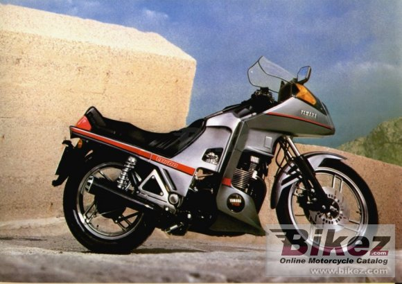 1983 Yamaha XJ 650 Turbo photo