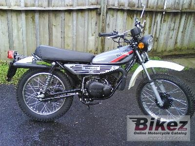 1983 Yamaha TR 1 photo