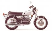 1983 Yamaha RD350B photo