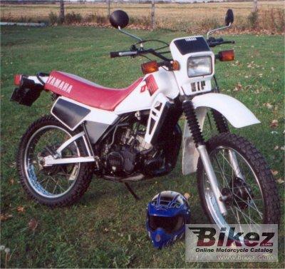 1983 Yamaha DT 125 LC