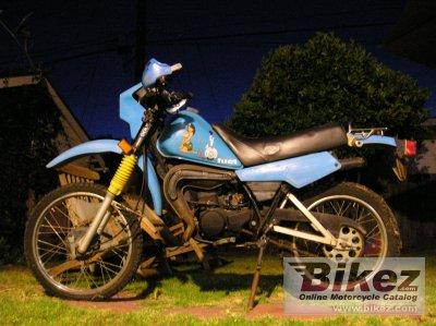 1983 Yamaha DT 50 MX