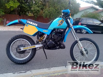 1983 Yamaha IT 490
