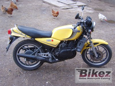 1983 yamaha rd 250 lc specifications and pictures. Black Bedroom Furniture Sets. Home Design Ideas