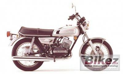 1983 Yamaha RD350B