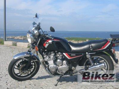 1983 Yamaha XJ 650