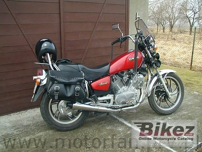 1983 yamaha xv 750 se specifications and pictures. Black Bedroom Furniture Sets. Home Design Ideas