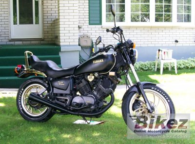 1983 yamaha xv750 virago specifications and pictures