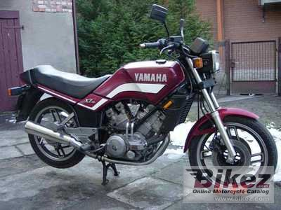 1983 yamaha xz 550 specifications and pictures for Yamaha clp 550 specifications